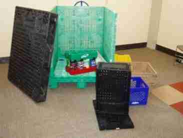 reusable containers,returnable packaging,container reuse