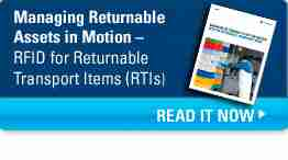 RTI,reusable transport packaging,reusable container management,reusable container loss,RTI loss