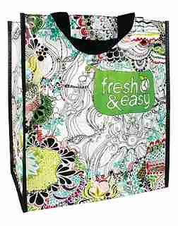 reusable fresh & easy bag