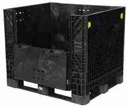 reusable bulk container,plastic bulk container