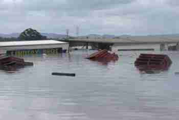 natural disaster Australia,Loscam deals with natural disaster,pallet pools natural disaster