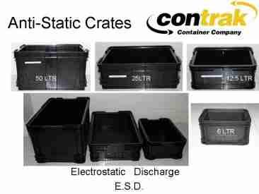 Anti Static Crates presentation