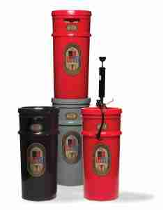 Rehrig Pacific PubKeg offers an alternative to aluminum kegs.