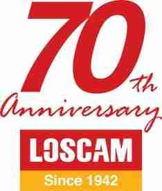 Loscam 70th Logo