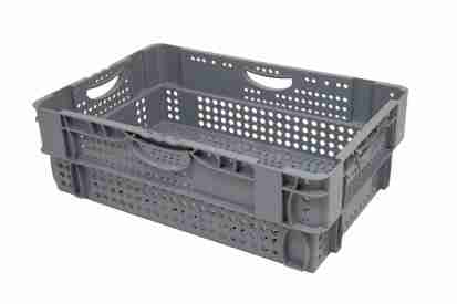 The GoBox 5000 plastic food container.