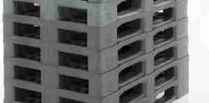 Application CABKA-Pallet CPP 878 at MSD Heist Operations