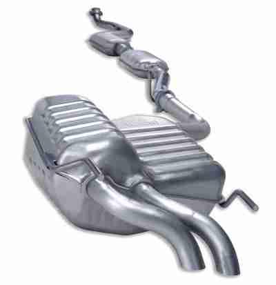 Bosal exhaust