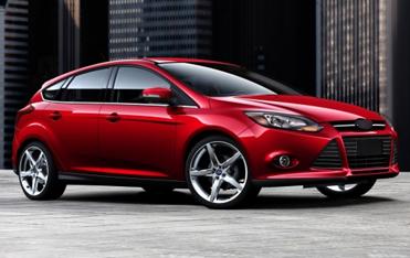 Figure 1: Major Automotive Manufacturer's new car model.