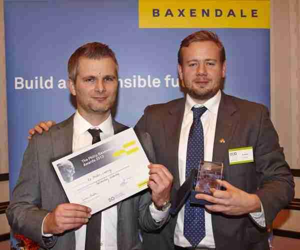 Loadhog Wins at Baxendale