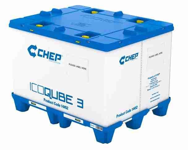 CHEP IcoQube3