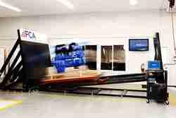 Engine skid testing at FCA