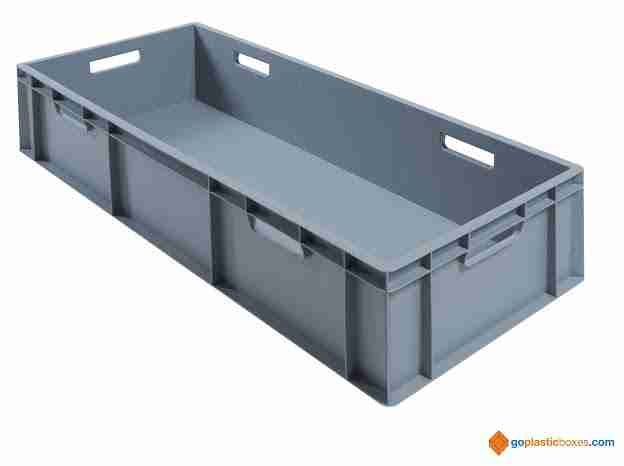 Euro box offers long reusable container without welds