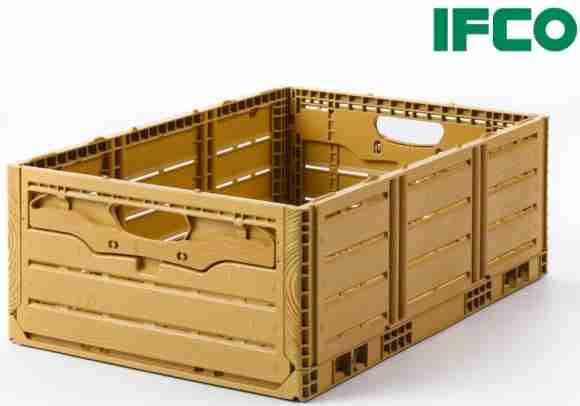 IFCO wood grain RPC