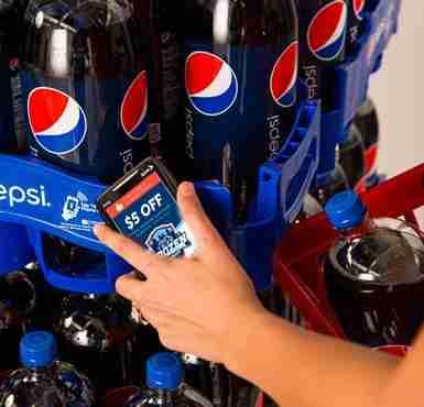 Merchandising NFC Pepsi