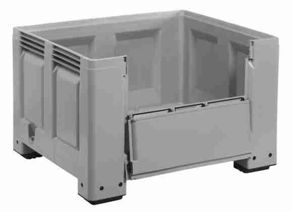Goplasticpallets.com steps forward with readily available replacement feet and runners.
