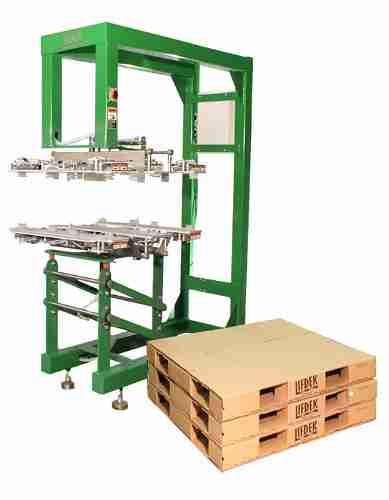 Lifdek Corporation Corrugated Pallet System
