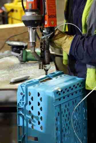 plastic welding