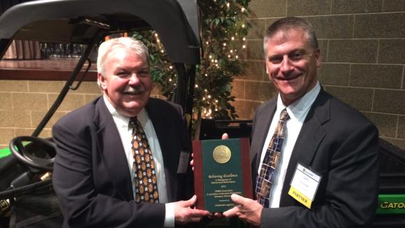 John Deere award