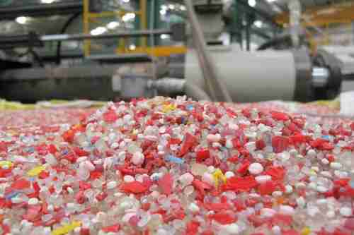PTM Recycles Scrap Plastic into State-of-the-Art Plastic Pallets