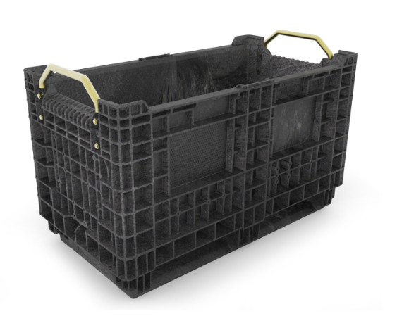 One recent entry has been the ORBIS Bulk Tote, which provides a bridge between handheld and bulk bin containers