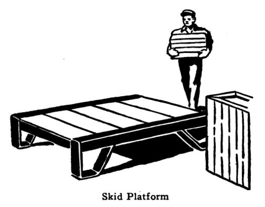platform skid