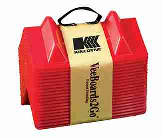 load corner protectors VeeBoard2Go