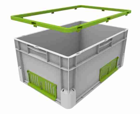 Euroclick Stacking Container
