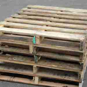 Recycled B pallets 48x40-inch