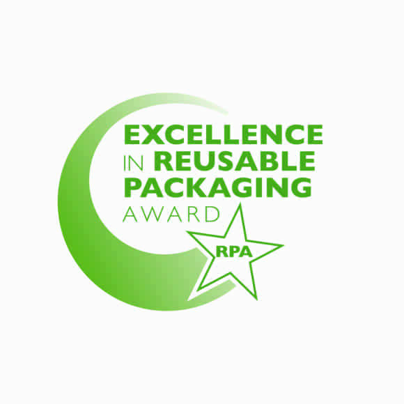 2019 excellence in reusable packaging award