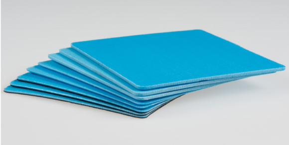 Extruded polypropylene foam sheet has replaced corrugated plastic in many Asian automotive applications, according to Worldwide Foam, which now produces Worldcell(TM) in the U.S.