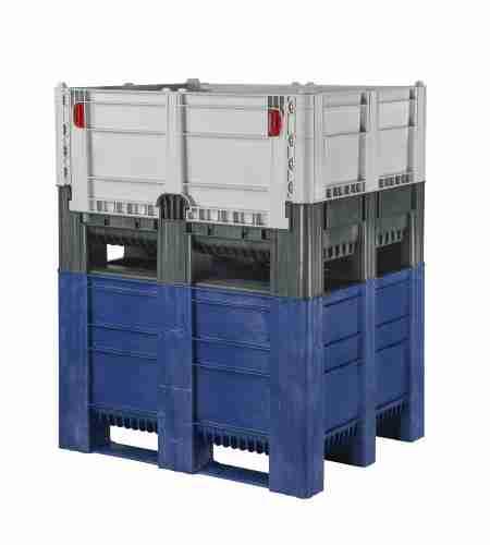 Dolav bulk folding container