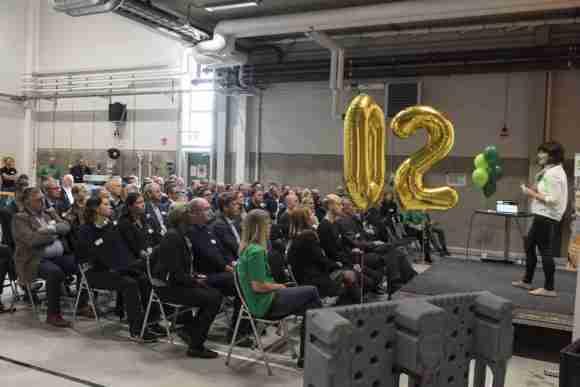 Svenska Retursystem's 20th anniversary