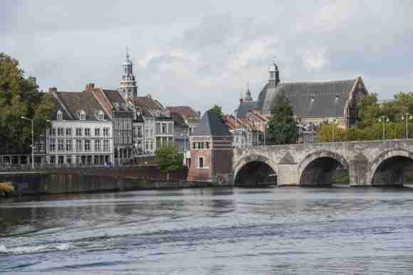 Maastricht riverfront