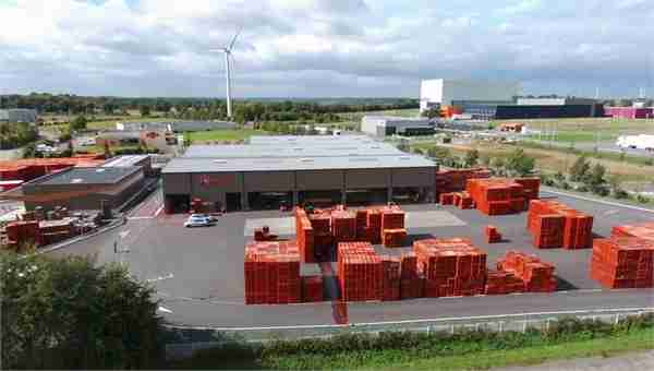 LPR pallet depot