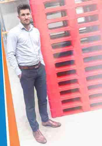 Goplasticpallets.com Dan Starnes Sales Manager
