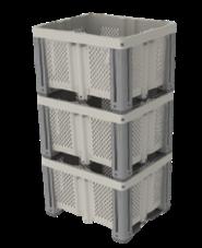 Macro Plastics Bin stackable