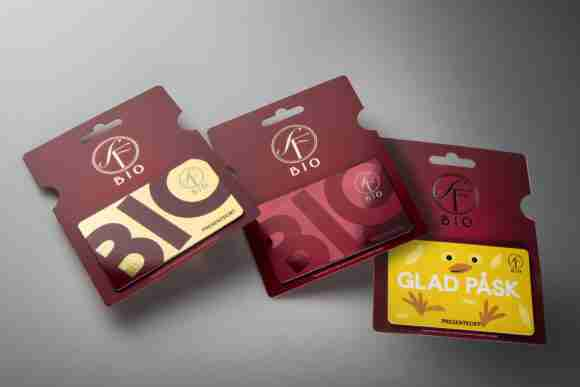 paperboard gift cards
