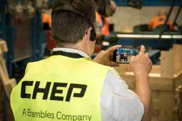 CHEP automated inspection