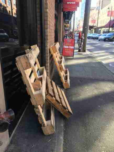 Ten Places To Find Free Pallets