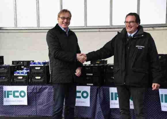 IFCO Munchner-tafel donation