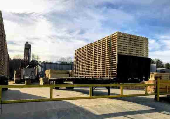 pallet supplier south carolina
