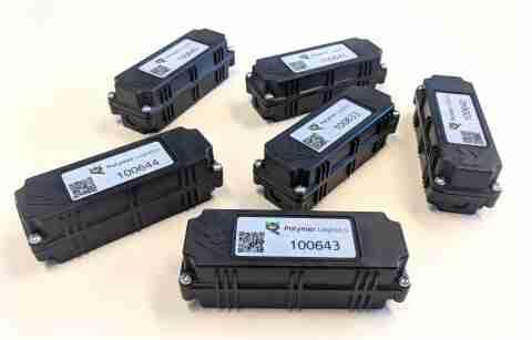 Polymer Logistics Smart IoT Tracker