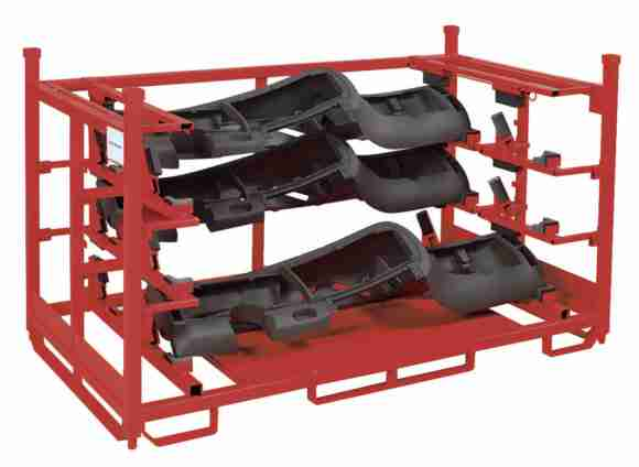 instrument panel rack automotive