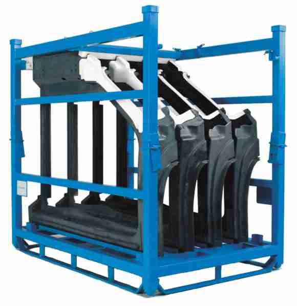 steel rack automotive