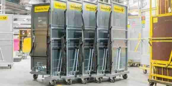 Sigfox rollcage DHL