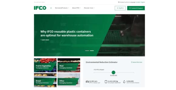 IFCO website