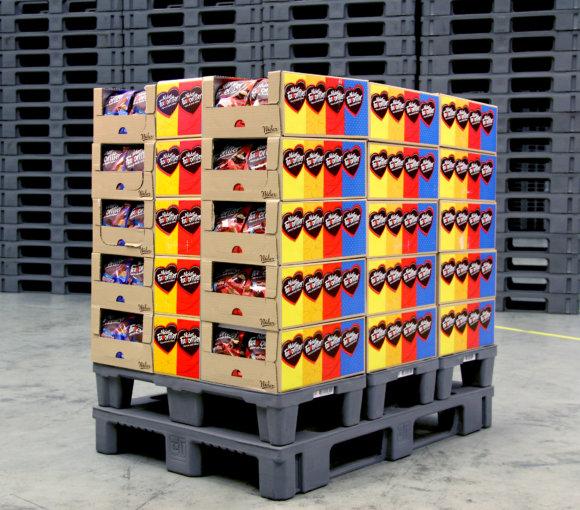 NLP plastic pallets