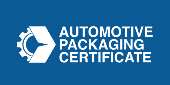 automotive packaging certificate