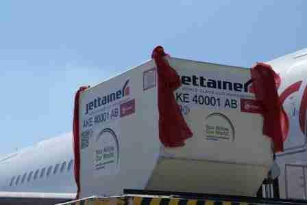 Jettainer
