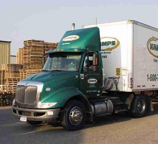 Kamps truck